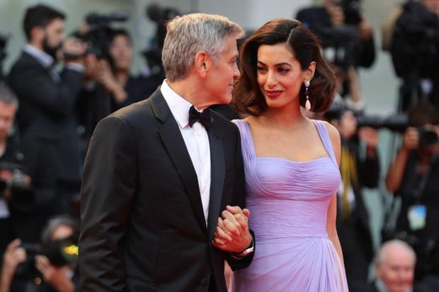 Джордж Клуни впервые рассказал, как познакомился с Амаль (фото 3)