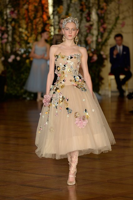 Dolce & Gabbana Alta Moda в La Scala