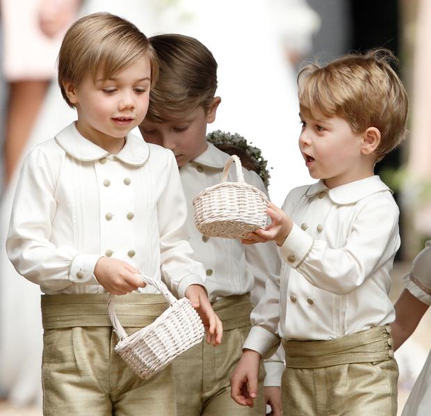 Что наденут дети Кейт Миддлтон и принца Уильяма на свадьбу Меган Маркл и Гарри? (фото 5)