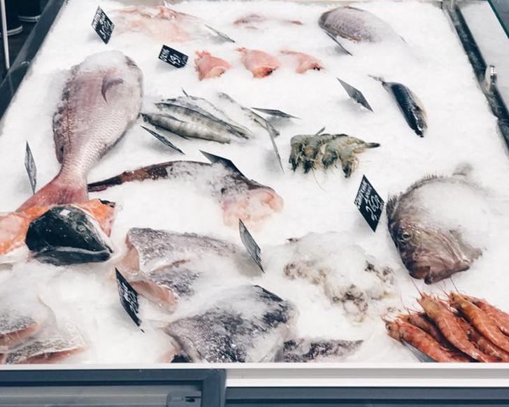 «Рыбторг», или рыбная лавка меню