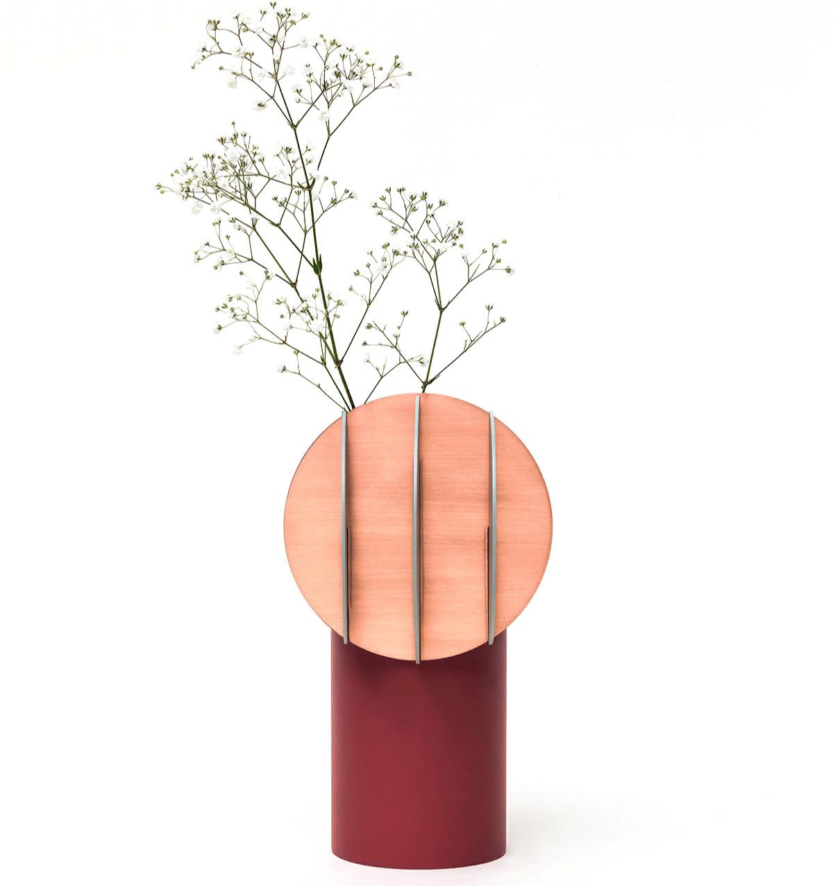 Украинская студия NOOM: супрематические вазы и светильники (галерея 3, фото 2)