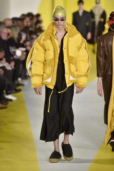 Главное, что случилось на Неделе мужской моды в Париже (галерея 10, фото 0)