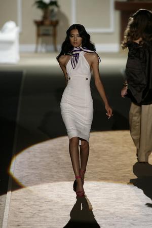 Показы мод DSquared2 Весна-лето 2009 | Подиум на ELLE - Подиум - фото 3361