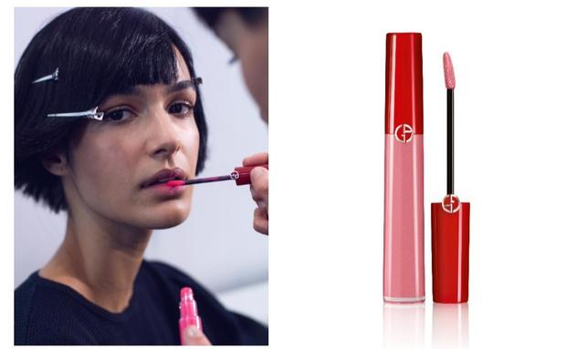 Повторяем макияж моделей Giorgio Armani Privé 2020 (фото 10)