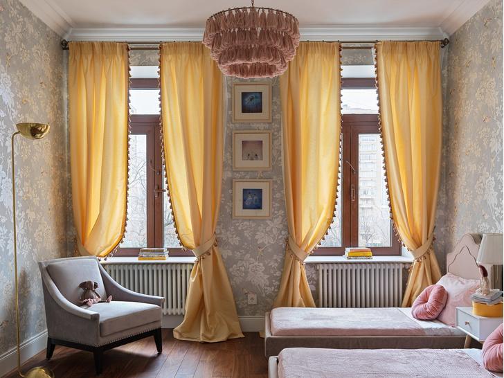 Квартира для семьи с тремя детьми в классическом стиле 140 м² (фото 12)