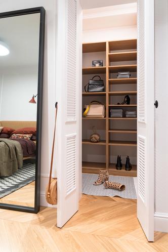 Современная квартира 75 м² для молодой девушки (фото 14.1)