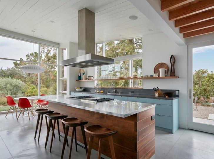 Просторное ранчо на севере Калифорнии по проекту Malcolm Davis Architecture (фото 13)