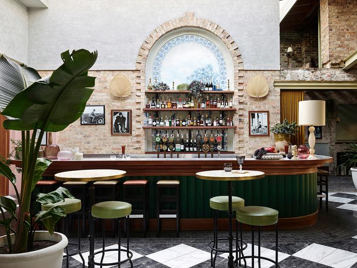 Tilly May's: бар по дизайну Alexander & Co в Сиднее (фото 0)