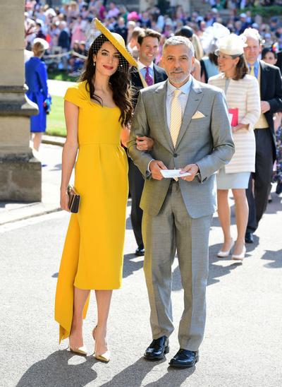 Звездные гости на свадьбе принца Гарри и Меган Маркл (галерея 1, фото 0)