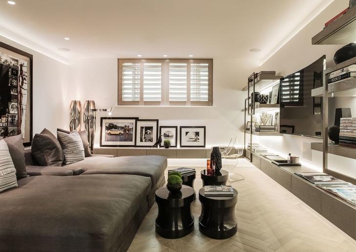 Дом дизайнера Келли Хоппен в Лондоне (фото 14)