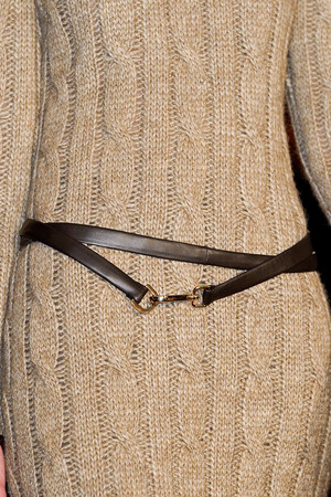 Показ Douglas Hannant коллекции сезона Осень-зима 2012-2013 года prêt-à-porter - www.elle.ru - Подиум - фото 349658