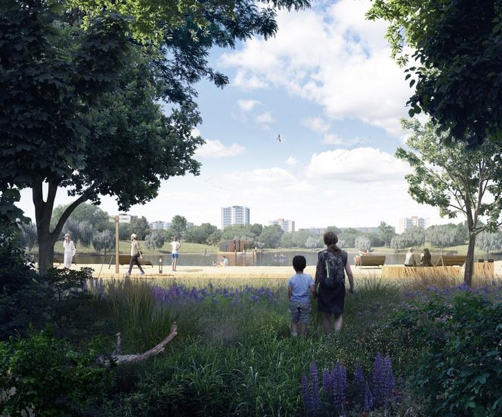 «Парк Яуза» соединит Москву и Московскую область (фото 7)