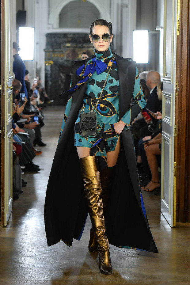10 чувственных платьев Elie Saab (фото 6)
