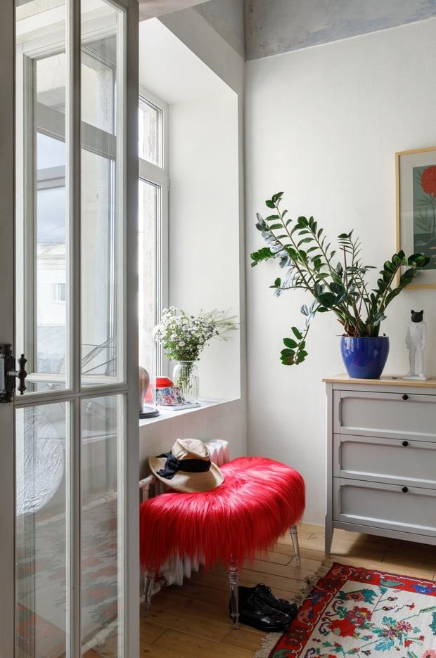 Квартира художницы Натальи Пивко в Санкт-Петербурге (фото 2)