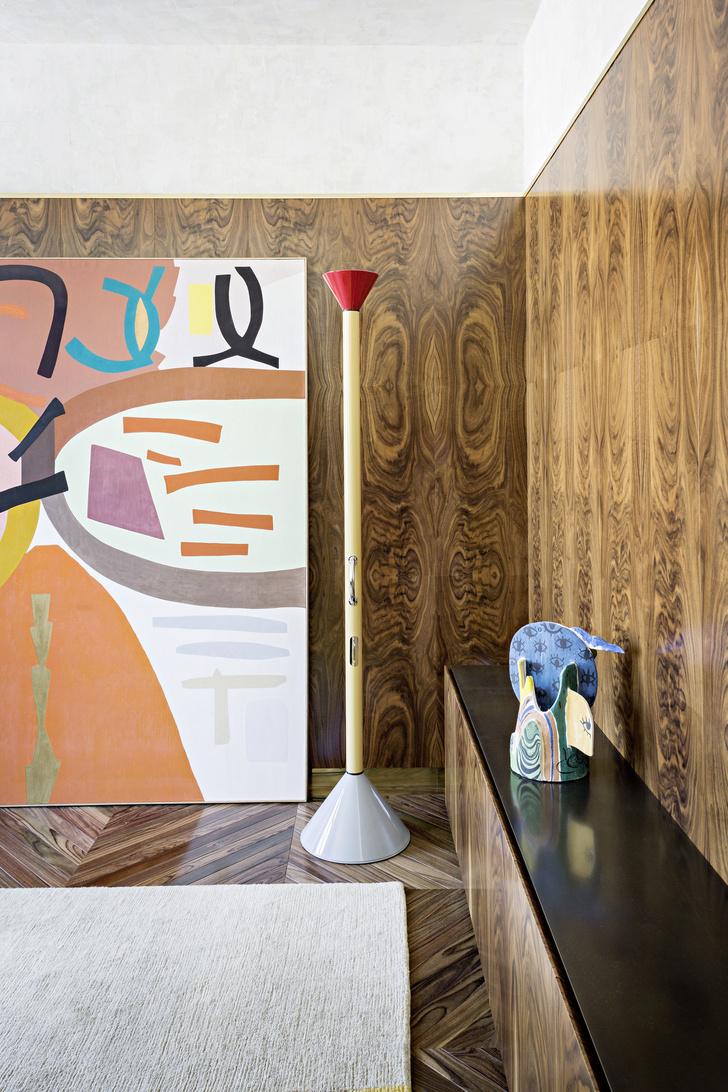 Интерьер с обложки: квартира в Париже по проекту Studio KO (фото 9)