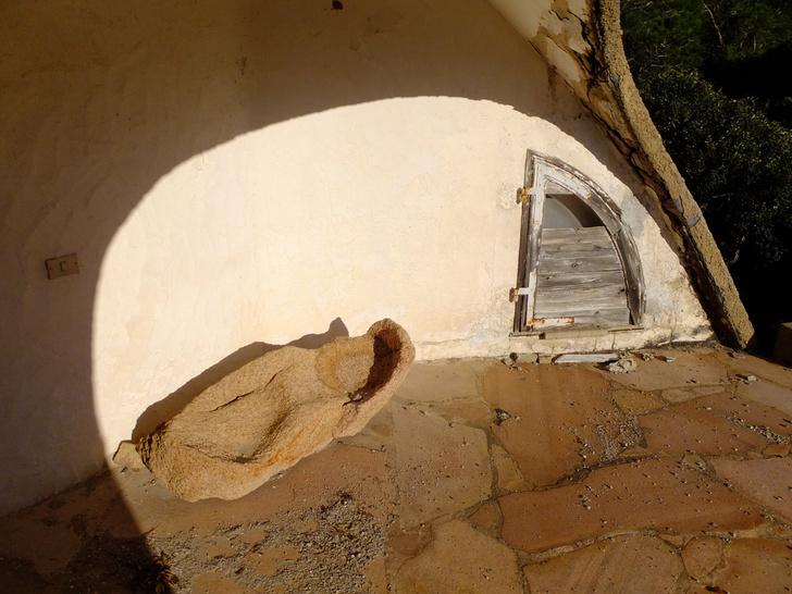 Дом-купол Микеланджело Антониони и Моники Витти (фото 7)