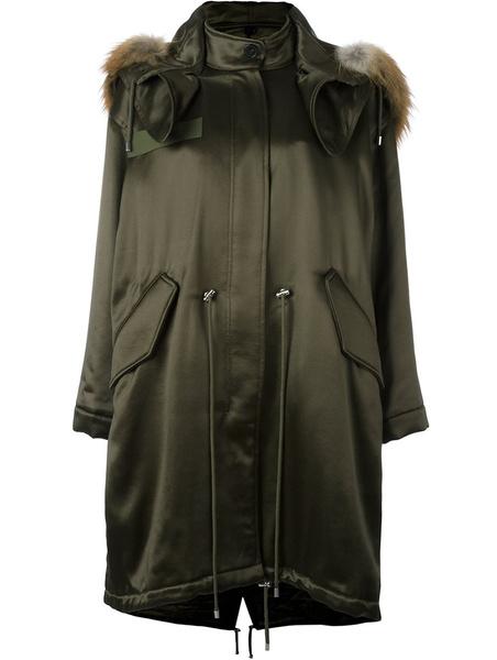 Защитная реакция: модные куртки для минусовых температур | галерея [5] фото [12]