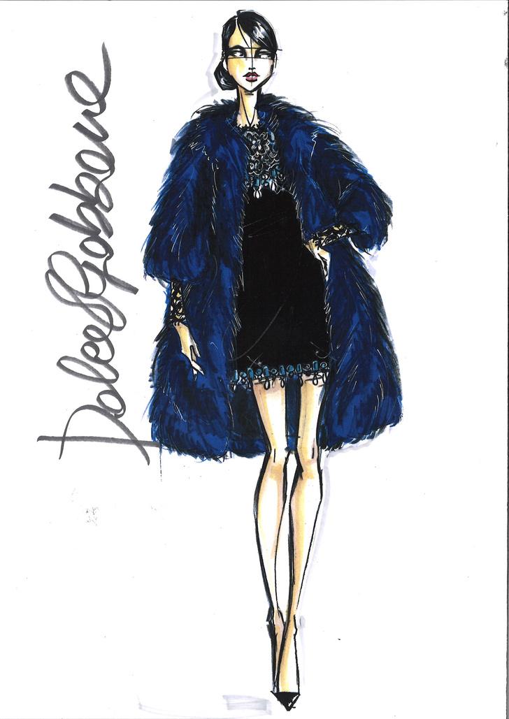 Dolce & Gabbana создали коллекцию, посвященную Москве