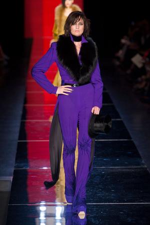 Показы мод Jean Paul Gaultier Осень-зима 2012-2013 | Подиум на ELLE - Подиум - фото 1346