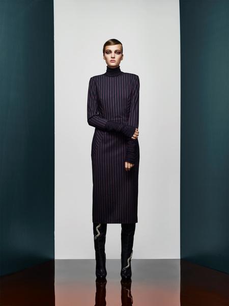 Хозяйка Медной горы: новая pre-fall коллекция A LA RUSSE Anastasia Romantsova   галерея [2] фото [21]