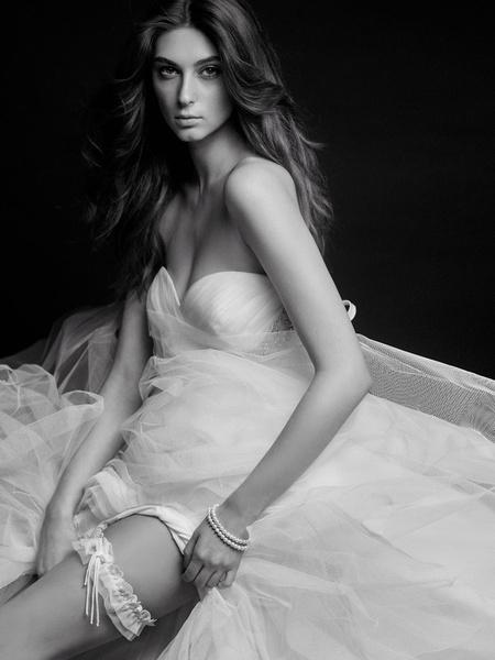 Не платьем единым: 8 лучших коллекций свадебного белья | галерея [7] фото [7]
