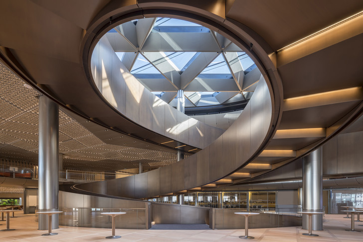 Штаб-квартира Bloomberg — новый проект Foster +Partners (фото 2)
