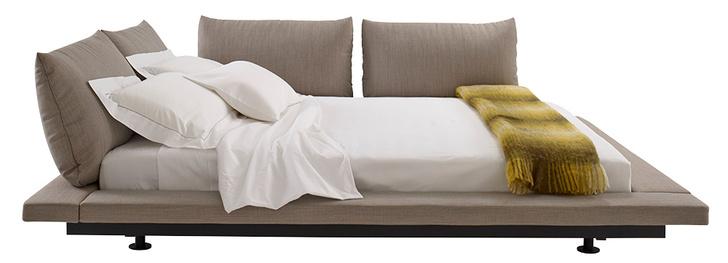 Кровать Mali Bett, дизайн Петера Мали, Ligne Roset, cалоны Ligne Roset.