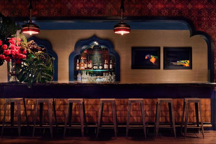 Зефир и карамель: романтичный ресторан в Майами (фото 13)