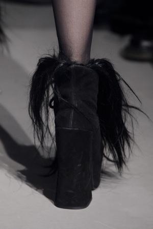 Показ Vivienne Westwood коллекции сезона Осень-зима 2013-2014 года Prêt-à-porter - www.elle.ru - Подиум - фото 540173
