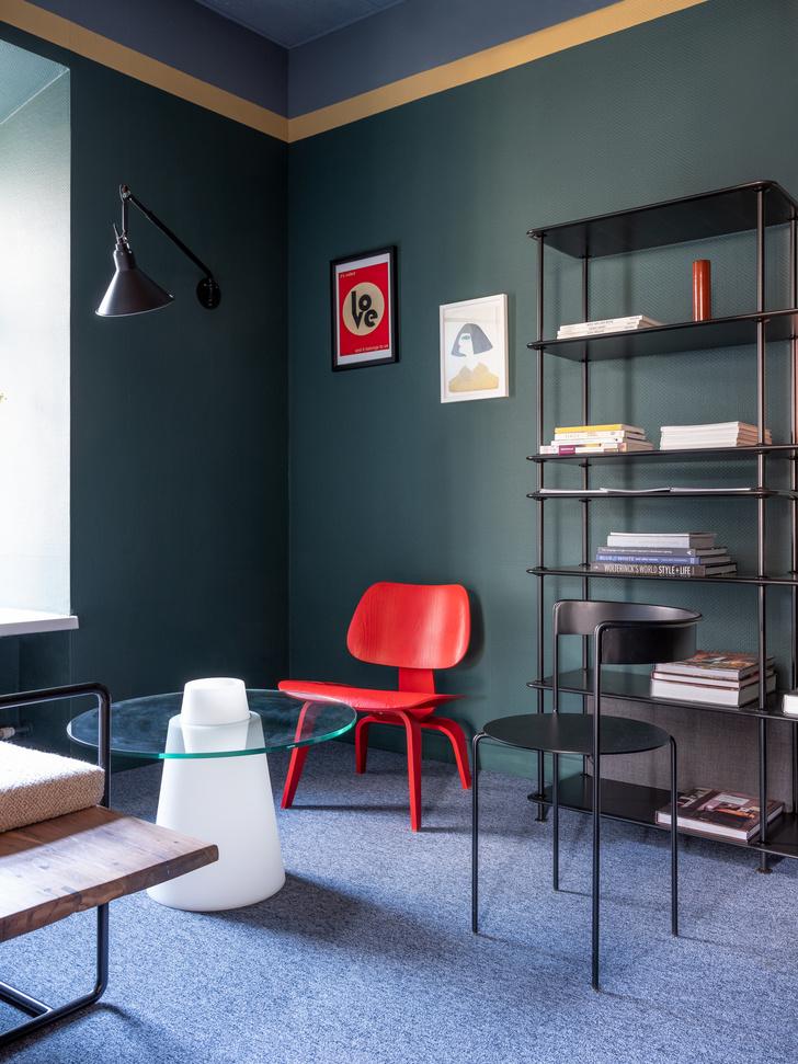 Новый офис 40 м² в старинном особняке (фото 12)