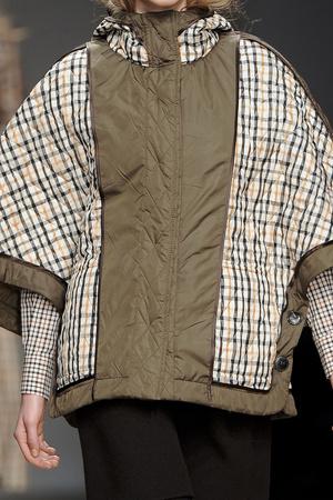 Показ Daks коллекции сезона Осень-зима 2011-2012 года prêt-à-porter - www.elle.ru - Подиум - фото 238720