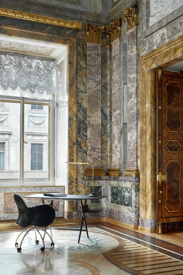 Совместный проект Galerie 46 и Русского музея (фото 7)