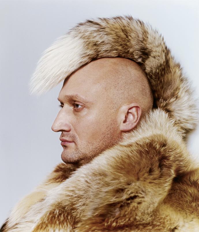 гоша куценко с волосами фото
