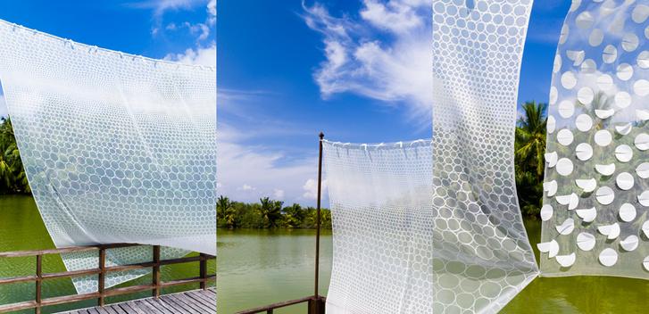 летние ткани 2016