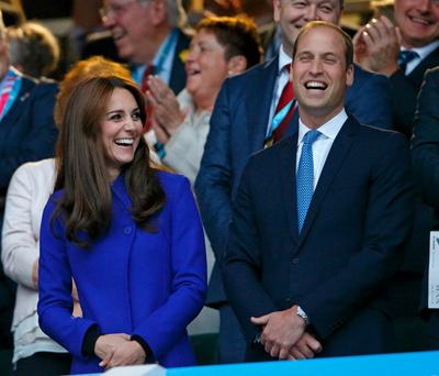 30 фото, доказывающих, что Уильям и Кейт — идеальная пара (галерея 1, фото 0)