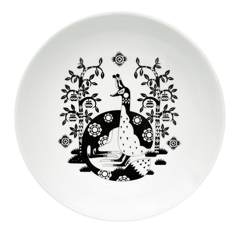 iittala, посуда, финский дизайн, декор стола, Taika collection