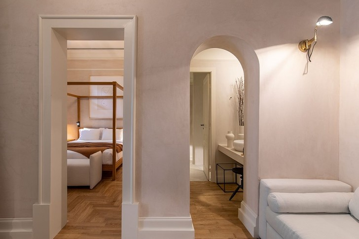 Уютный бутик-отель Monsieur Didot в Афинах (фото 8)