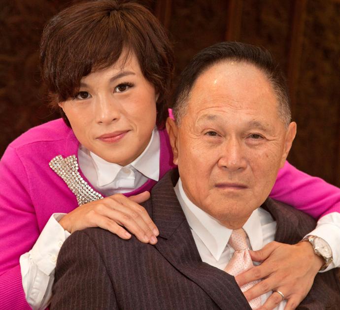 Сесил Чжао Цзэ-цзунг и Гиги