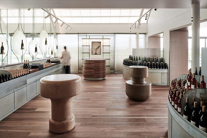 Винный бар Moët & Chandon в Австралии (фото 5)
