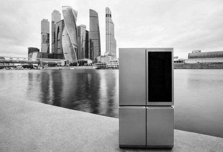 Холодильник Door-in-Door LG SIGNATURE