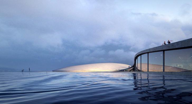 На месте бывшего аэропорта В Осло появится новый городской Аквариум фото [3]