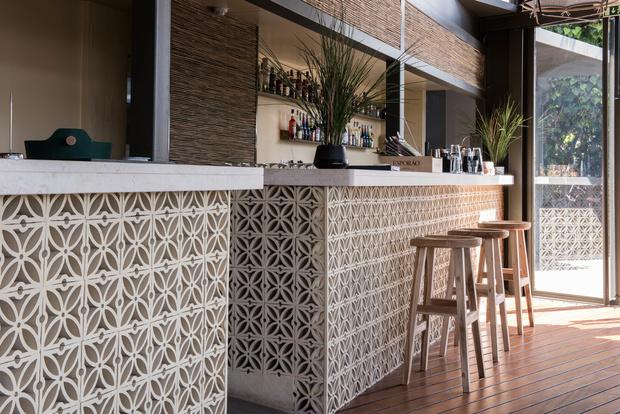 Светлый ресторан в Лиссабоне (фото 3)
