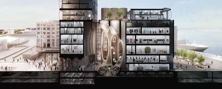 Самые ожидаемые архитектурные премьеры 2017 года