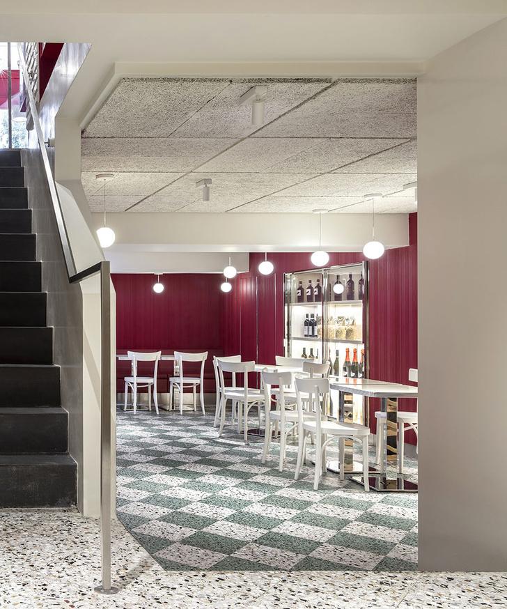 Итальянский ресторан Latteria в Лондоне (фото 10)