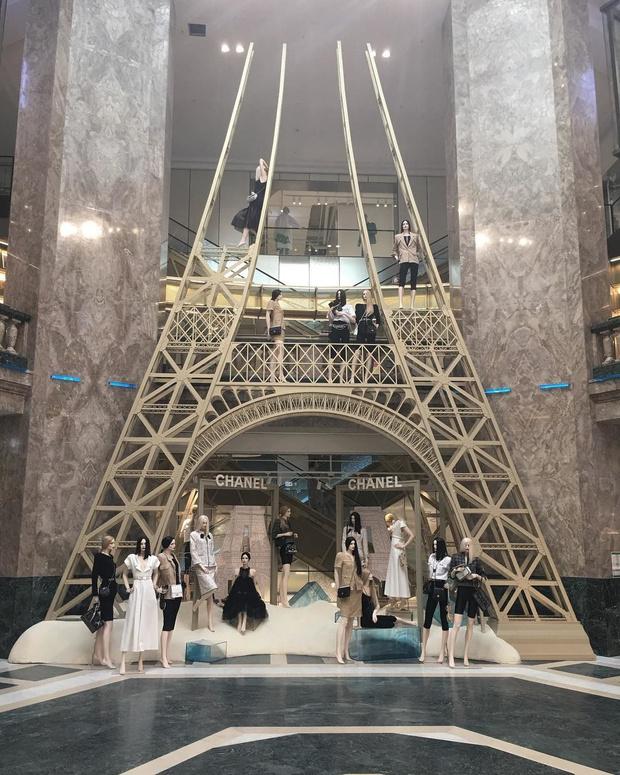 Новый универмаг Galeries Lafayette по проекту Бьярке Игельса (фото 5)