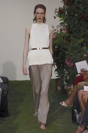 Показ Maison Rabih коллекции сезона Осень-зима 2010-2011 года haute couture - www.elle.ru - Подиум - фото 168193