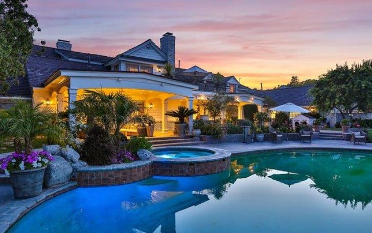 Дом Дженнифер Лопес выставлен на продажу
