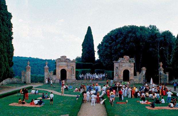 Вилла в Тоскане: интерьер в деталях (фото 1)