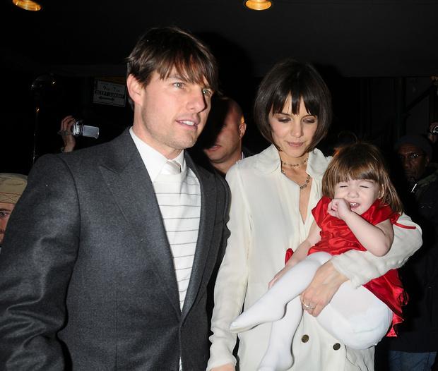 Кэти Холмс: «Том нанес психологическую травму нашей дочери» (фото 1)