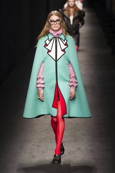 Самые красивые образы Недели моды в Милане   галерея [1] фото [20]